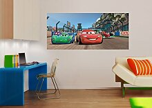 AG Design FTDh 0639  Cars Disney Rennen, Papier