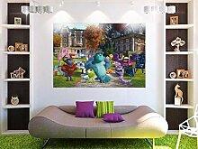AG Design FTDm 0708 Die Monster Uni Disney, Papier