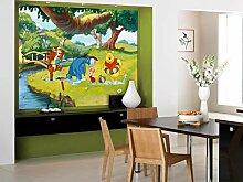 AG Design FTDm 0709  Disney Winnie Puuh, Papier