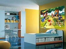 AG Design FTDm 0710  Disney Winnie Puuh, Papier
