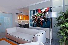 AG Design FTDm 0718 Avengers Marvel, Papier