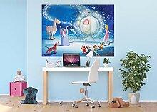 AG Design FTDM 0742 Cinderella Disney Princess