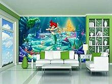 AG Design FTDXXL 0254  Arielle Disney Princess,