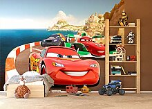 AG Design FTDXXL 0255  Disney Cars 2, Papier