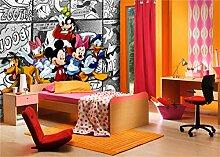 AG Design FTDXXL 0260  Disney Mickey Mouse, Papier