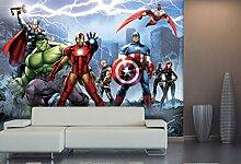 AG Design FTDXXL 2215  Avenger Marvel, Papier