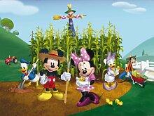 AG Design FTDXXL 2217 Disney Mickey Mouse Minnie,