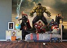 AG Design FTDXXL 2241  Avengers Marvel, Papier