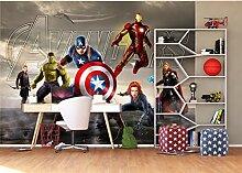 AG Design FTDXXL 2242  Avengers Marvel, Papier