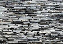 AG Design FTS 1313 Graue Steinmauer, Papier