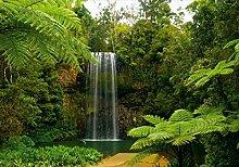 AG Design FTSs 0834  Dschungel Wasserfall, Papier
