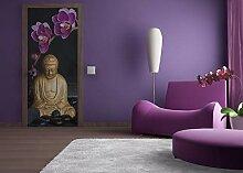 AG Design FTV 0005  Buddha, Papier Fototapete -