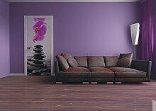 AG Design FTV 0215  Steine und Orchidee, Papier