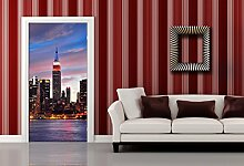 AG Design FTV 1501  New York Sonnenuntergang,
