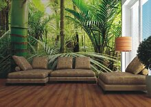 AG Design FTxxl 0134  Dschungel, Papier Fototapete