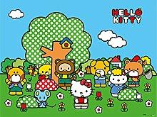 AG Design FTxxl 1472  Hello Kitty, Papier