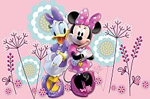 AG Design Minnie Maus Fee, Disney, Vlies