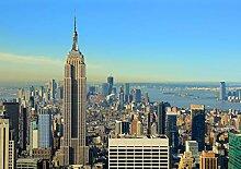 AG Design New York, Vlies Fototapete, 4 Teile,