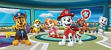 AG Design Paw Patrol an Station in den Wolken,