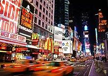 AG Design Times Square New York, Vlies Fototapete