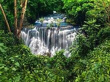 AG Design Wasserfall, Vlies Fototapete für