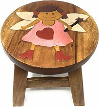 Agas Own Kinderhocker Holz Schemel Kinderstuhl