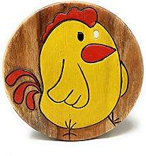 Agas Own Kinderhocker Sitzhöhe 25 cm Hocker Holz