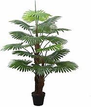 Agave Art's naturgetreu 120 cm. Fächerpalme