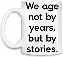 Age by Stories Kaffee Becher