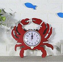 AGECC Kinderzimmer Wanduhr Uhr Stumm Ansehen Cartoon Schlafzimmer Haus Ein