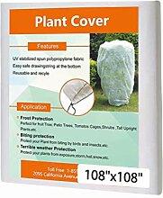 agfabric Pflanze Cover und Strauch-Jacke für
