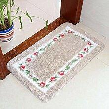 AGGIEYOU Badezimmerteppich Teppiche für