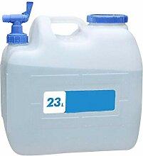 AGLKH Outdoor-Camping-Eimer Wasser-Behälter, 23L