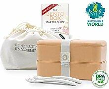 aGreenie die japanische Premium Bento Box - Eco