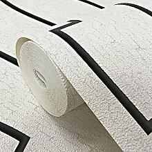 Agreey 3D Streifen Vliestapete Für Wände Rollen