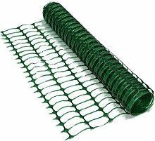 Agri-Supply Gartenzaun/Gartenzaun aus Kunststoff