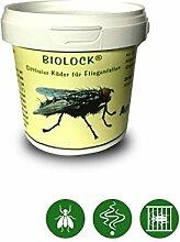 Agrinova Biolock Fliegenfalle (Köderdose 400g)