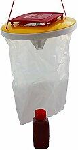 Agrinova Redtop® Wespenfalle 3 Liter mit Köder
