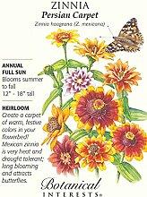 AGROBITS Persischer Teppich Zinnia Samen - 250 mg