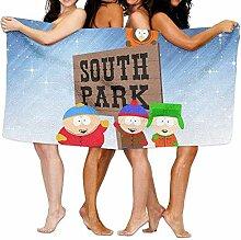 AGSIGGS South Park Badetuch, 130 x 80 cm