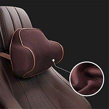 AGWa Auto-Kopf-Kissen für Auto mit verstellbaren