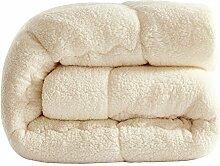 AGY®- Steppdecke, Luxus Winter Warm halten Dicker