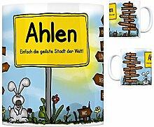 Ahlen Westfalen - Einfach die geilste Stadt der
