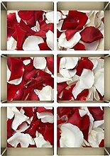 ahliwei wasserdichte Dekoration Paste 3D Wandpaste