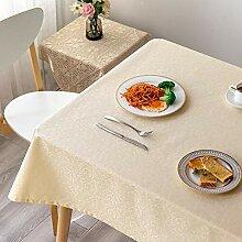 Ahuike Abwaschbar Garten Tisch Decke