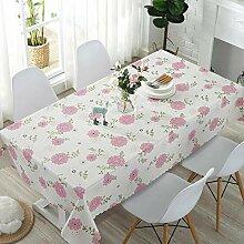 Ahuike Moderne Landhaus Tisch Decke Ölfestes
