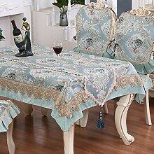 Ahuike Tisch Decke aus Premium Rechteckige