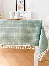 Ahuike Tisch Decke Wasserabweisend Einfache und