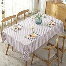 Ahuike Tisch Decke Wasserabweisend PVC Verdicktes