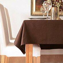 Ahuike Tischdecke Tisch Decke Tafeldecke Baumwolle